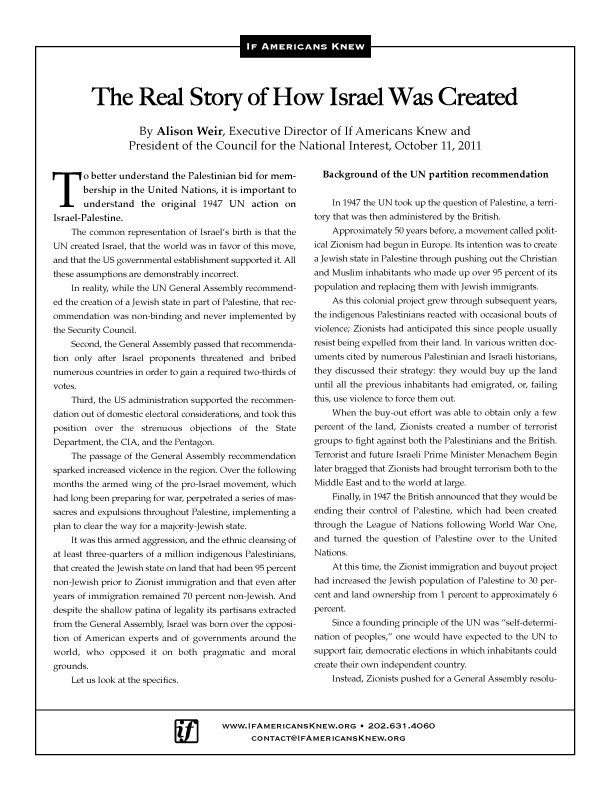 Cover of Real Story article
