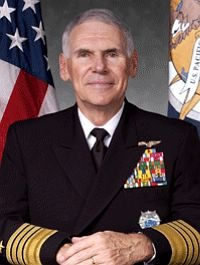 Admiral William Fallon, Commander, U.S. Central Command