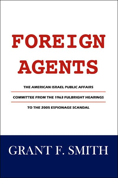 Foreign Agents book cover