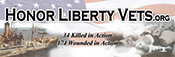 USS Liberty Bumper Sticker