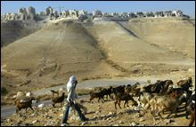 The Israeli Settlement, Maale Adumim, is being expanded contrary to the expectations of the Roadmap to Peace.