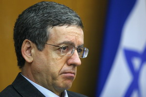 Attorney General Menachem Mazuz attending a Knesset session on June 9. (Daniel Bar-On / BauBau)