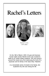 Cover of booklet: Rachel's Letters